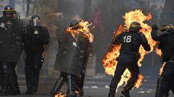 Scontri nelle piazze del primo maggio. A Torino tensione tra polizia e antagonisti. A Parigi 4 agenti