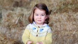 La principessa Charlotte compie 2 anni e somiglia sempre di più alla regina