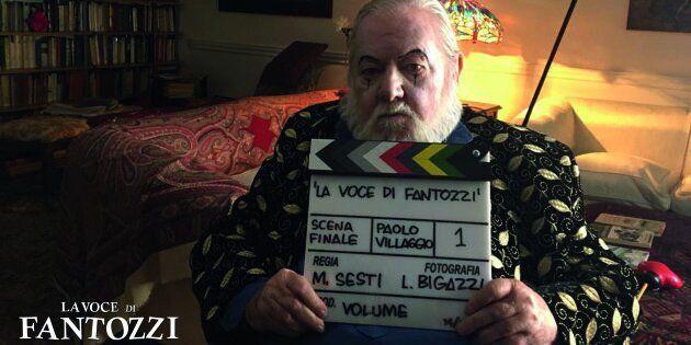 """""""La voce di Fantozzi"""", Mario Sesti omaggia a Venezia la maschera più comica della cultura"""