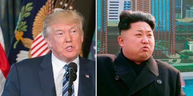 L'apertura di Donald Trump a Kim Jong-Un: