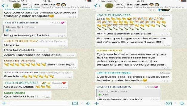 WhatsApp sesso gruppi