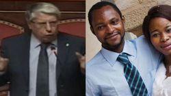 L'intervento al Senato di Giovanardi sull'uccisione di Emmanuel si commenta da