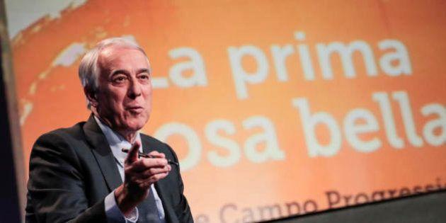 Giuliano Pisapia a Roma per incontrare Mdp. Prove di alleanze già a partire dalle