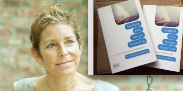 Amy Krouse Rosenthal morta: aveva scritto la lettera