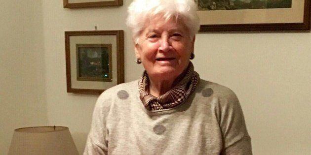 Anna Carla Arecco la pensionata scomparsa da casa da tre giorni � stata ritovata cadavere sotto il...
