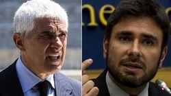 Casini sulla lite con Di Battista: