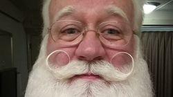 A 5 anni muore tra le braccia di Babbo Natale dopo aver espresso l'ultimo