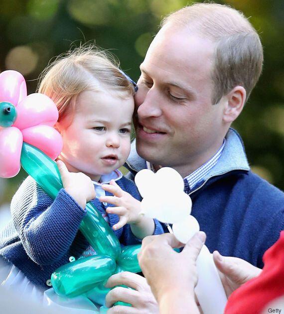 La prima parola della principessa Charlotte pronunciata in pubblico è tutta per il
