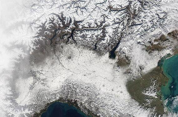 La neve che cambiò la storia: il 13 Dicembre