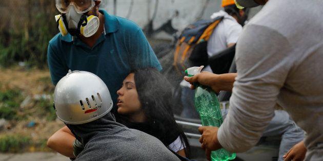 Venezuela nel sangue, almeno 31 morti da inizio aprile nelle proteste contro