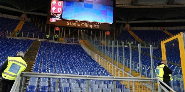 Calcio e criminalità, Gabrielli: a Roma il 27% degli abbonati in curva ha precedenti