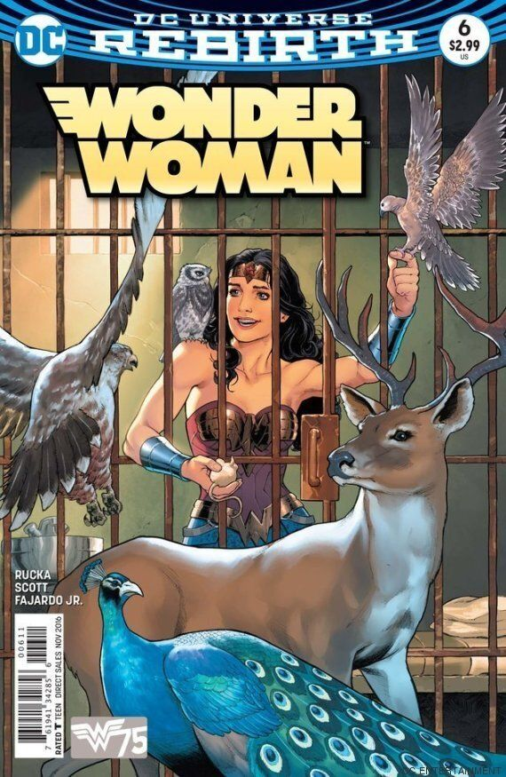 Wonder Woman bisessuale: Greg Rucka svela la sessualità dell'eroina