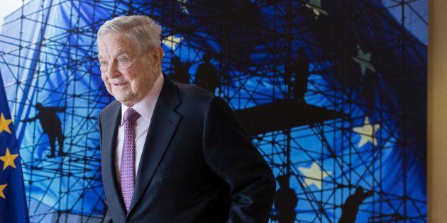 George Soros, l'uomo che gettò sul lastrico (anche)