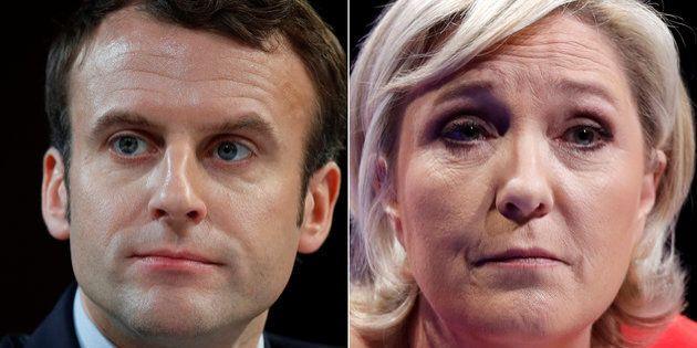 Macron o Le Pen. comunque vada sarà un