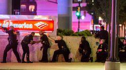 Spari contro la polizia alla marcia degli afroamericani a Dallas: 5 agenti uccisi e 6