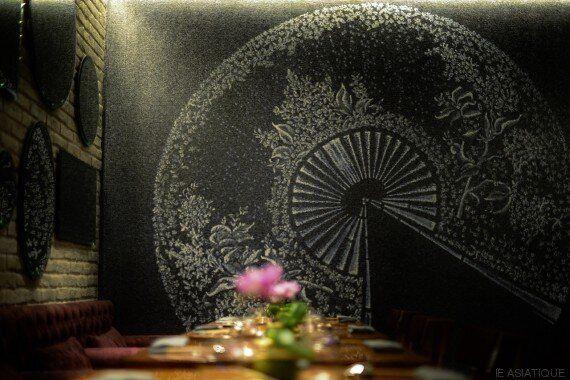 Le Asiatique, nel cuore di Roma il ristorante dedicato alla cucina asiatica interpretata in chiave