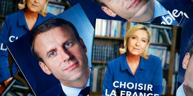Emmanuel Macron denuncia Marine Le Pen per le insinuazioni su un conto alle