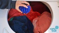 Una palla colorata in lavatrice per salvare gli oceani. L'idea ispirata dai