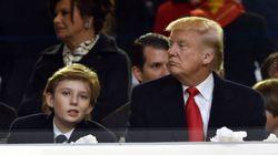 I figli di Trump vanno a scuola con la scorta dei servizi segreti (e in molti si