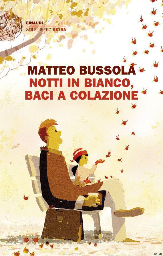Matteo Bussola parla di paternità nel suo libro: