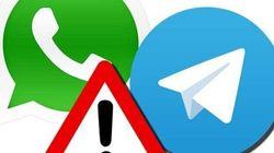L'ultima scoperta su WhatsApp (e Telegram) vi farà riflettere sulle foto che