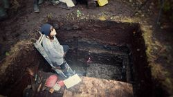 Una studentessa scopre un villaggio canadese più antico delle