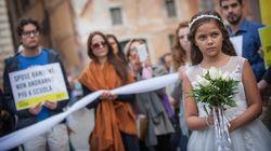 Spose bambine, un'emergenza sociale e