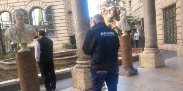Consip, i pm di Roma chiedono l'interdizione per la Romeo Gestioni