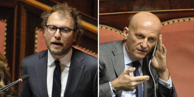 Decadenza Minzolini, Pd e Forza Italia lo salvano.