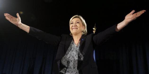 Marine Le Pen, nel suo cerchio magico Hitler è chiamato