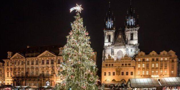 Albero Di Natale Quebec.I 21 Alberi Di Natale Piu Belli Da Tutto Il Mondo L Huffpost