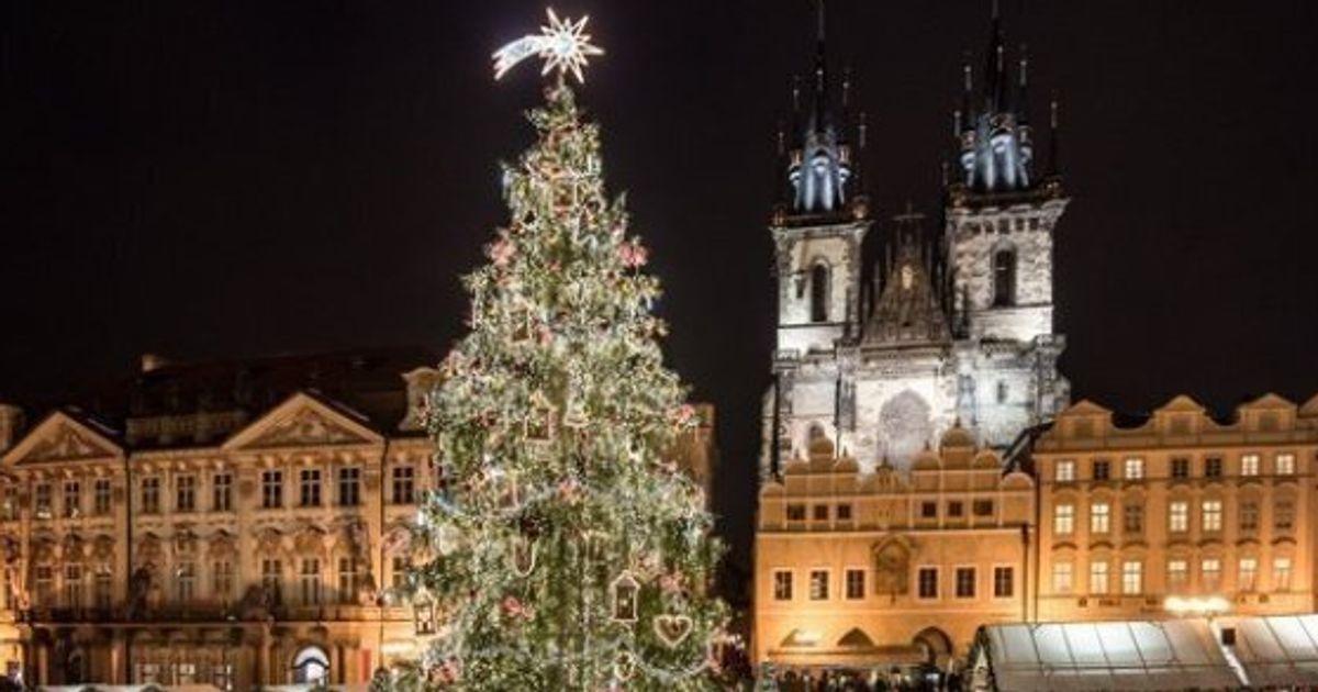 Alberi Di Natale Belli.I 21 Alberi Di Natale Piu Belli Da Tutto Il Mondo L Huffpost