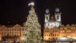 I 21 alberi di Natale più belli da tutto il