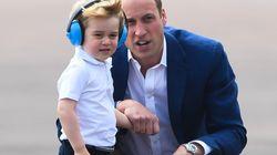 Gli psicologi spiegano perché William si inginocchia per parlare con George (e tutti i genitori dovrebbero seguire
