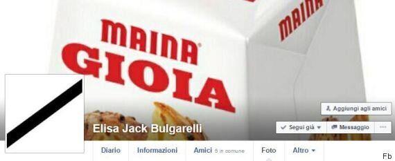 La senatrice M5S Elisa Bulgarelli lista a lutto la sua pagina Facebook per l'addio di Federico