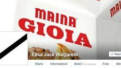 La senatrice M5S Bulgarelli lista a lutto la sua pagina Fb per l'addio di