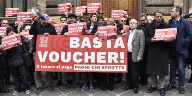 Voucher, ok del governo al decreto per l'abolizione. Gentiloni: