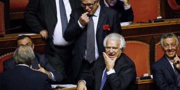Governo Gentiloni, Denis Verdini non prende posti e fa ammuina con i suoi. Perché