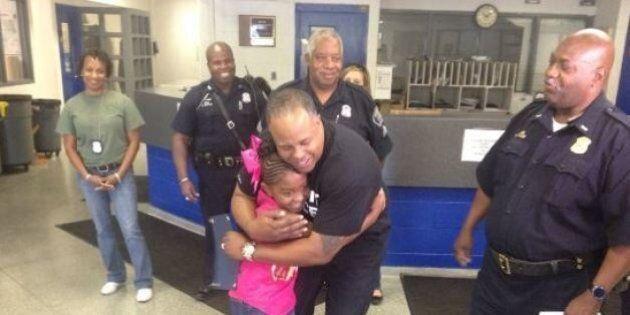 Dallas, bimba di 9 anni usa i soldi del compleanno per portare il pranzo agli