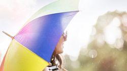 Primavera con ombrello e occhiali da sole, ma a maggio sarà già
