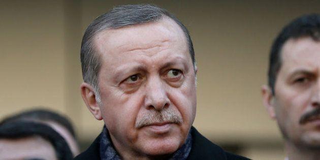 Erdogan ai turchi in Ue: