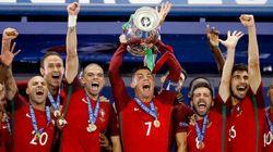 Il Portogallo conquista gli Europei battendo a Parigi la Francia per 1 a