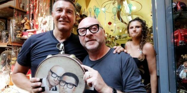 Dolce e Gabbana e il rilancio di Napoli, una sfida