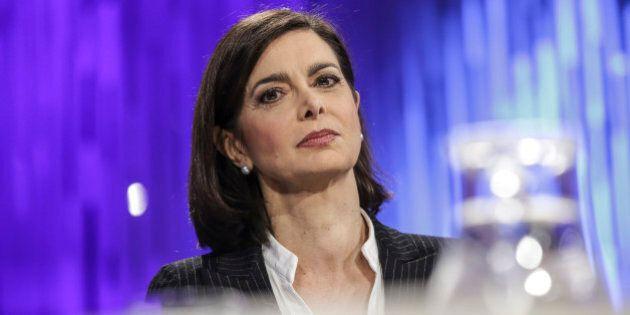 Laura Boldrini non esclude di candidarsi alle primarie: