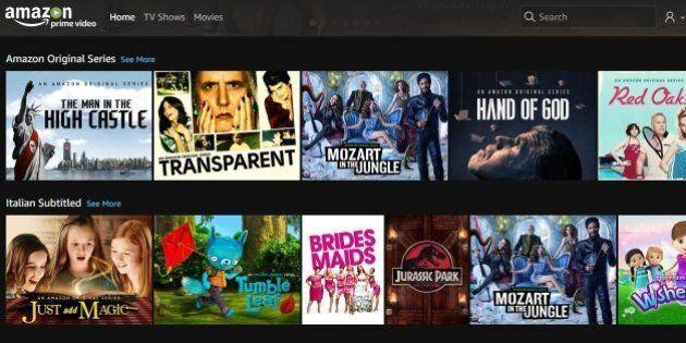 Amazon Prime Video sfida Netflix: debutta in Italia e altri 199 Paesi con film e serie tv in