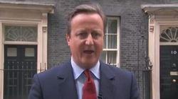 Cameron annuncia il prossimo primo ministro. E se ne va
