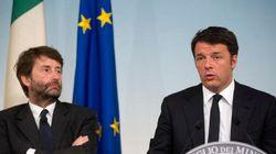Assemblea Pd: braccio di ferro Renzi-Franceschini sul