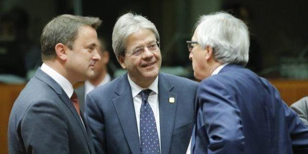 Paolo Gentiloni dà battaglia in Ue