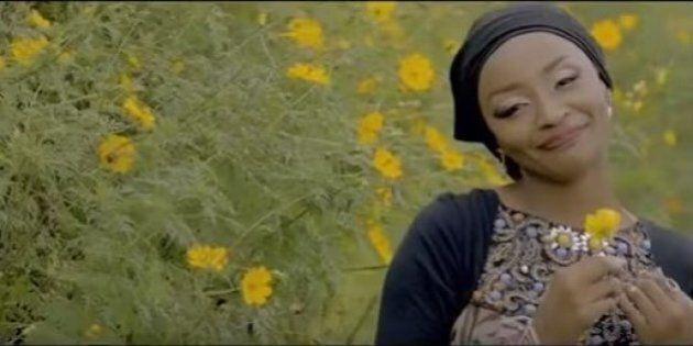 Rahama Sadau, giovane attrice nigeriana censurata per un