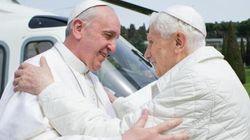 Francesco ne fa 80, ma Ratzinger con i suoi 89 resta